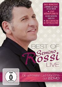 Cover Semino Rossi - Best Of Semino Rossi - Live [DVD]